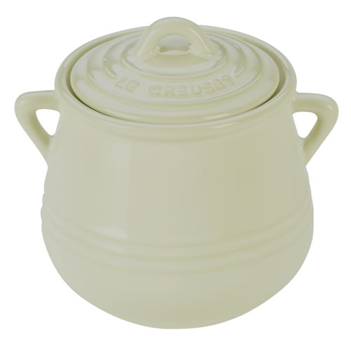 Creme Heritage Mini Bean Pot