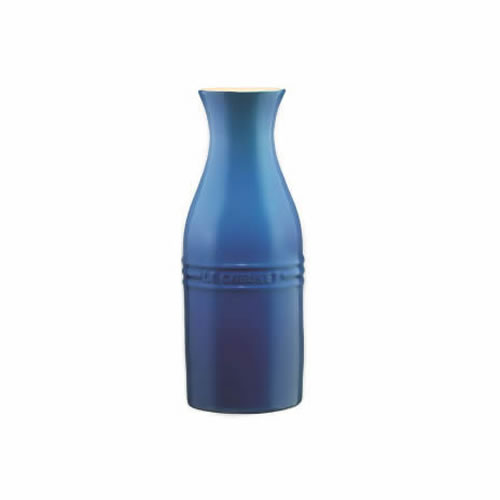 Marseille Blue Stoneware Carafe 350ML without Cork