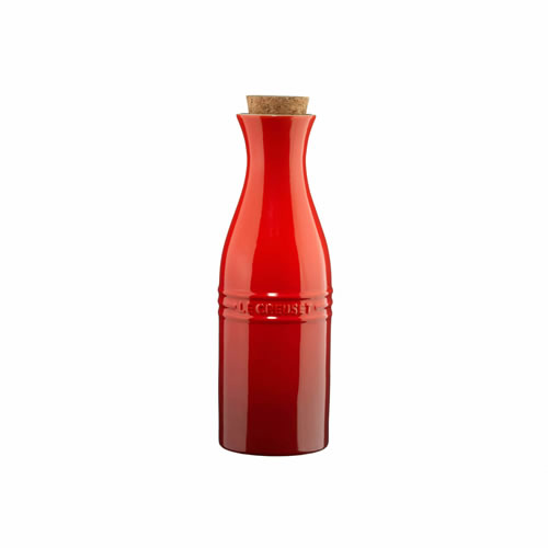 Cerise Carafe 750ml with cork