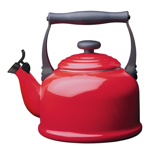 Cerise Traditional Kettle 2.1L