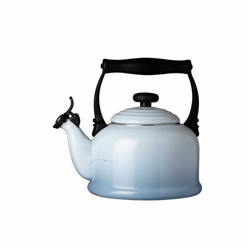 Traditional Kettle 2.1L in Coastal Blue