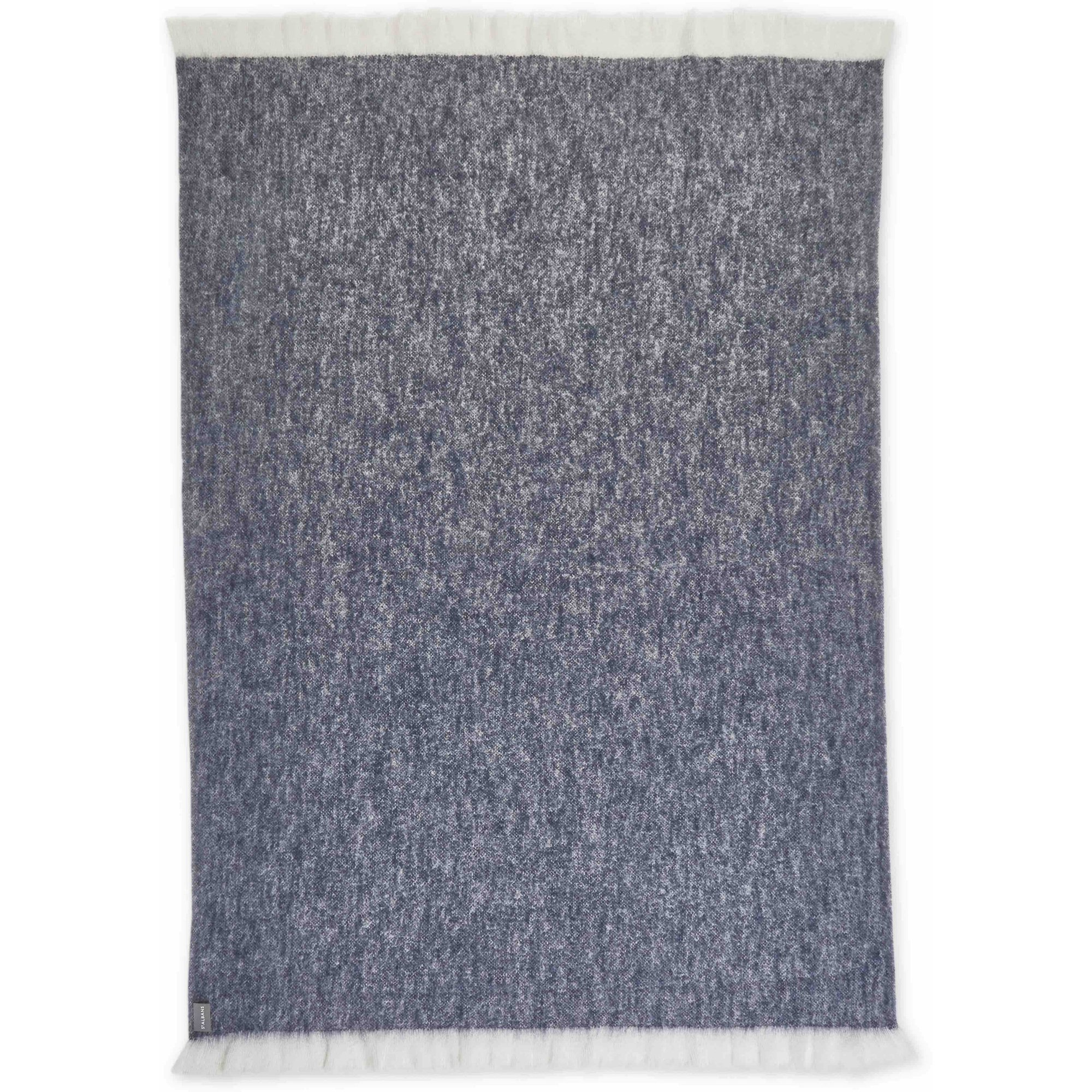 Mohair Woven Throw in Fleet