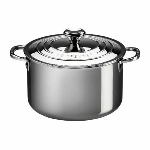 Signature 3Ply Stainless Steel Stockpot 24cm