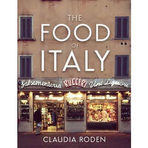 Food Of Italy Region by Region Illustrated Edition