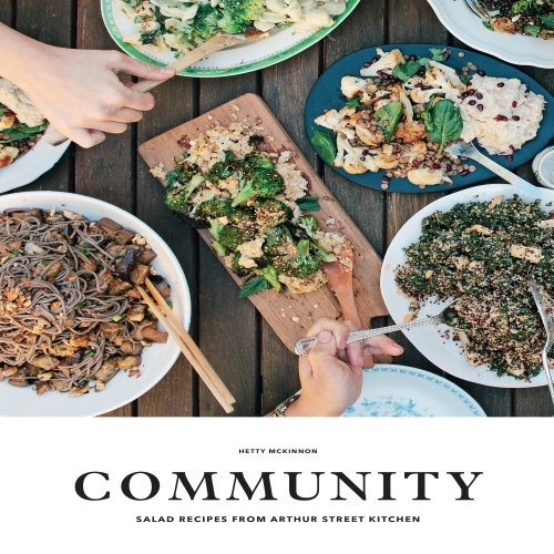 Hetty McKinnon - Community: Salad Recipes from Arthur Street Kitchen
