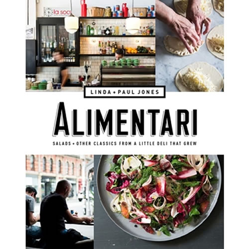 Alimentari by Linda Malcolm and Paul Jones
