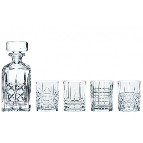 Nachtmann Highland Whisky 5 Piece Set