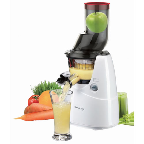 Kuvings Whole Slow Cold Press Juicer White