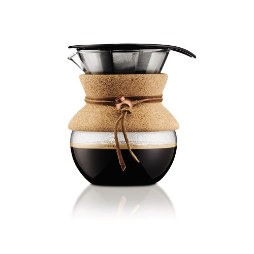 Pour Over 500ml Cork Base