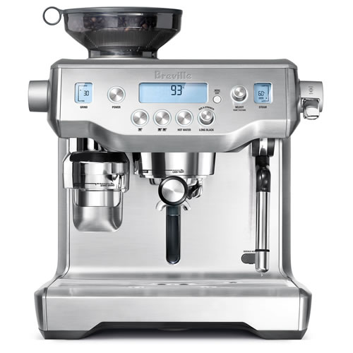 Breville The Oracle Coffee Machine Stainless Steel