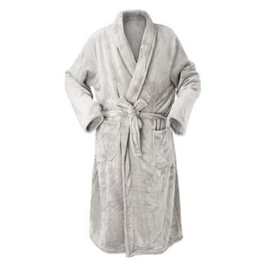 Dove Brogo Robe Large