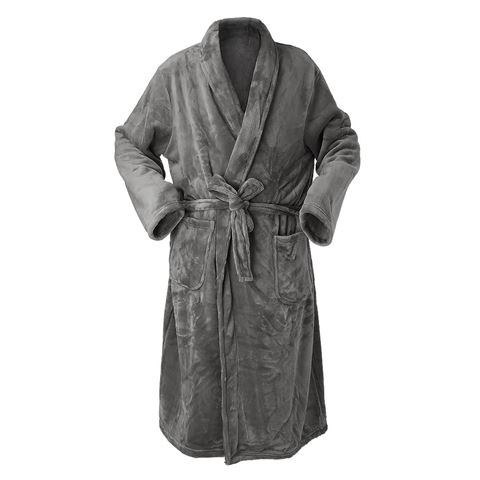 Grey Brogo Robe