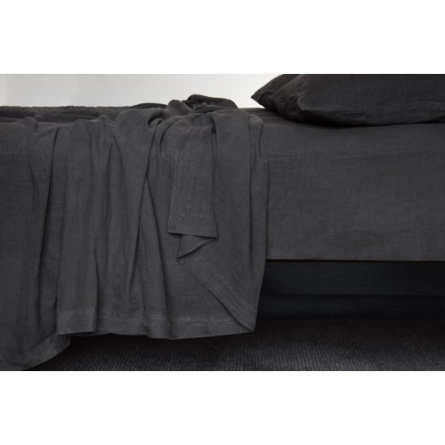 Coal King Fitted Sheet