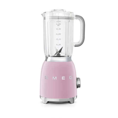 800 Watt 4 Speed with Die Cast Aluminium Body Blender Pink