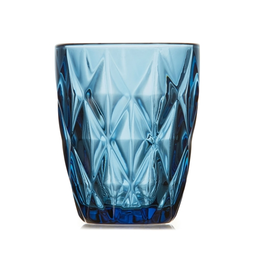 CAMDEN Indigo Set of Four 260ml Glasses
