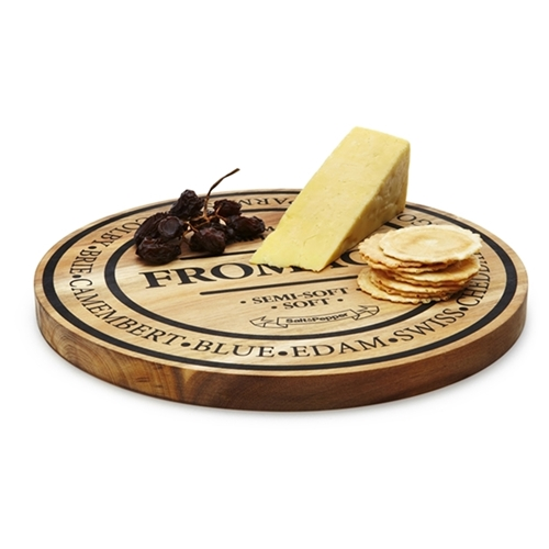 Fromage Round Cheese Board 28cm