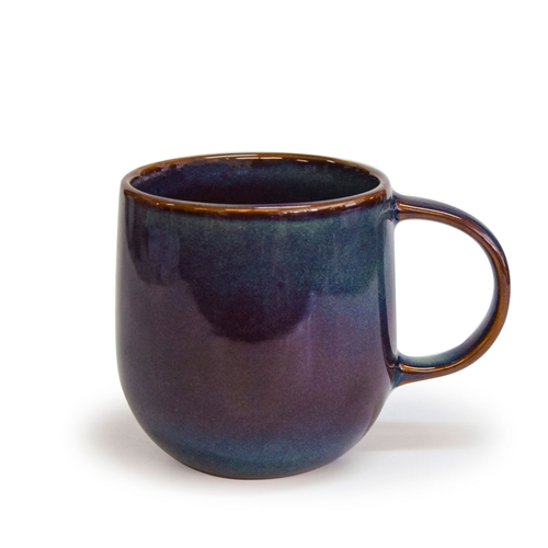 NAOKO Mug 380ml in Mulberry