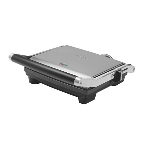 4 Slice Sandwich Press Stainless Steel