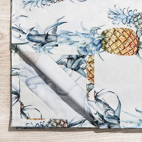 Ananas Rectangle Tablecloth