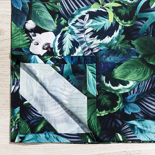 Botanica by Louise Jones Rectangle Tablecloth