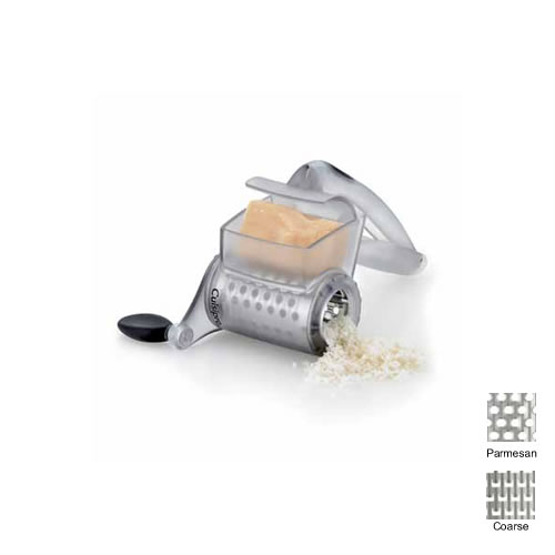 2 Blade Rotary Grater Set