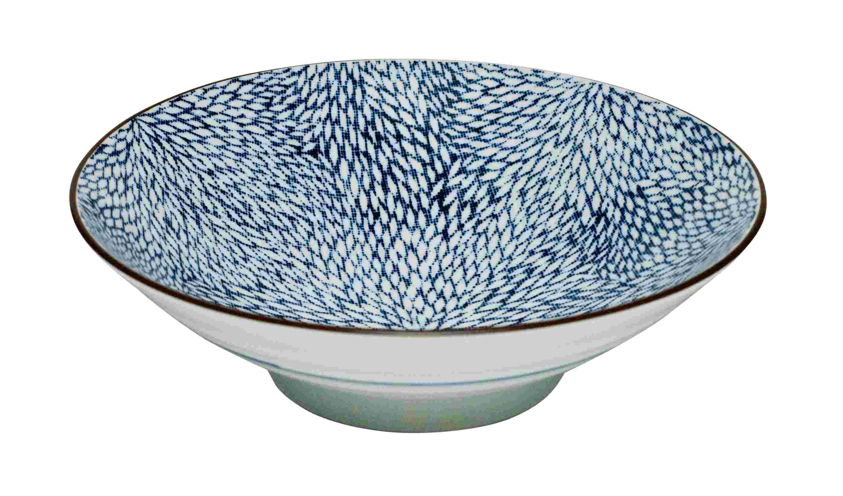 Mujinagiku Large Bowl