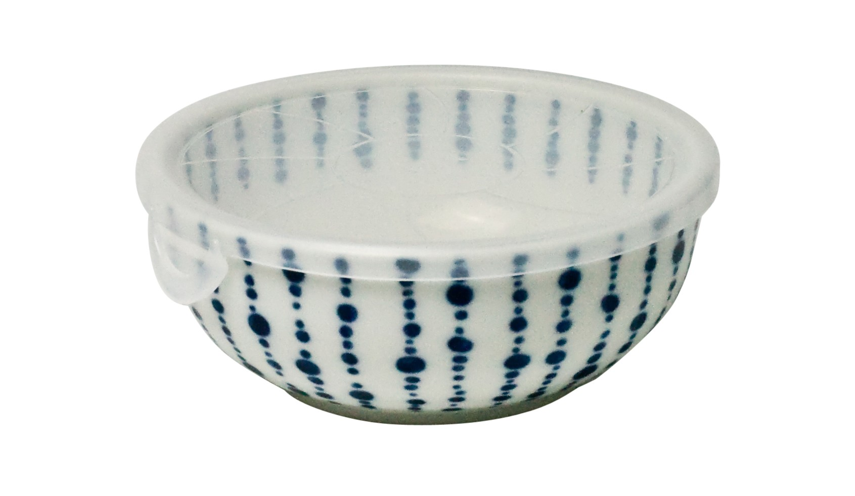 Yokomon Lidded Bowl Small