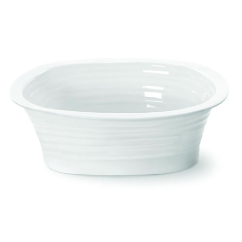 Sophie Conran White Rectangle Pie Dish