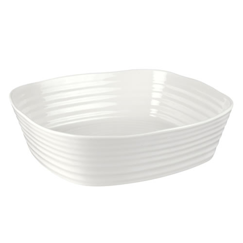 Sophie Conran White Oval Medium Roaster