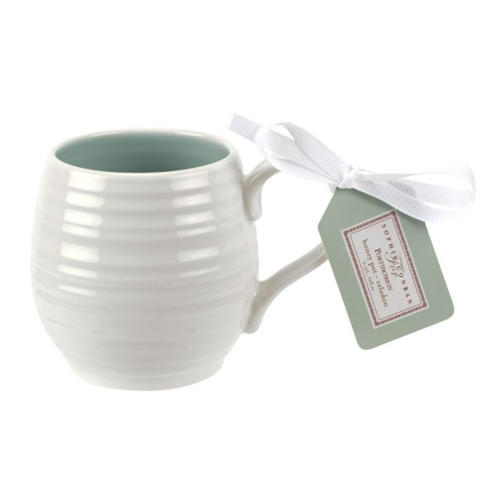 Celadon Honey Pot Mug