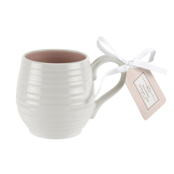 Pink Honey Pot Mug