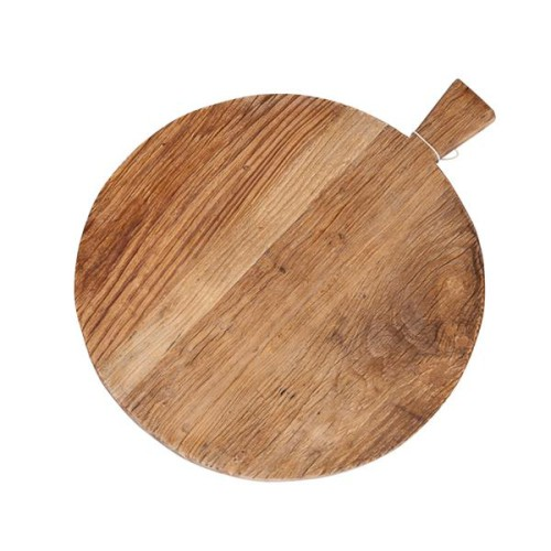 Elm 50cm Board Round with Handle