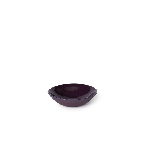 Dipping bowl in Plum