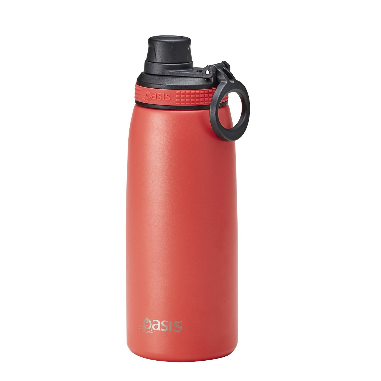 Oasis Coral Stainless Steel Sports Bottle