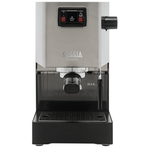 Gaggia Classic Coffee Machine Stainless Steel