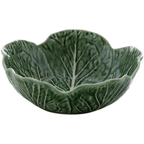 Green Cabbage 17cm Bowl