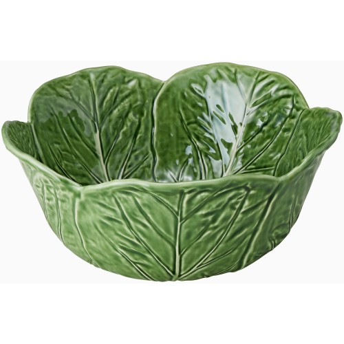 Green Cabbage 29.5cm Salad Bowl