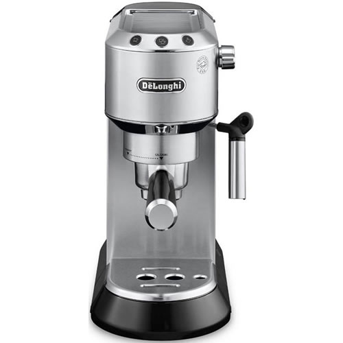 Delonghi Dedica Pump Espresso Machine Metal