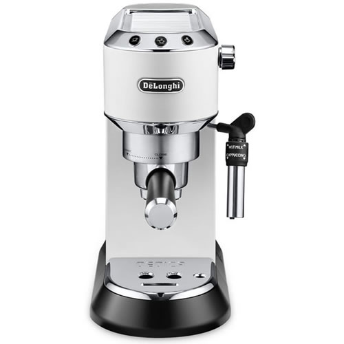 Delonghi Dedica Pump Espresso Machine White