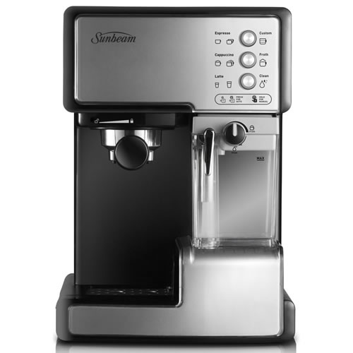 Sunbeam Cafe Barista Coffee Machine Grey