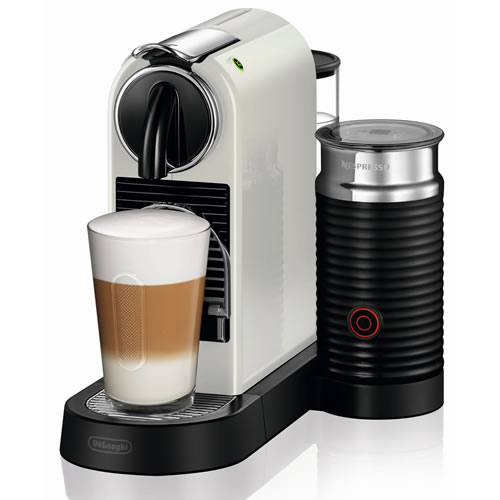 Nespresso Citiz & Milk Coffee Machine White