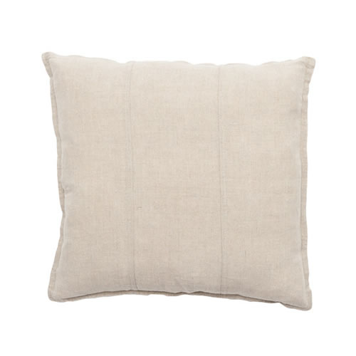 Natural Luca Cushion Linen 50x50cm