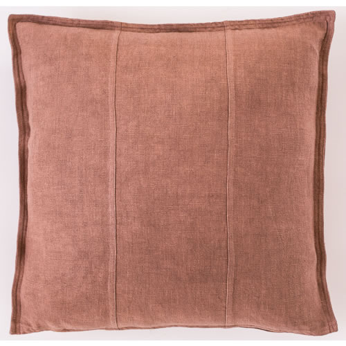 Desert Rose Luca Cushion Linen 60x60cm