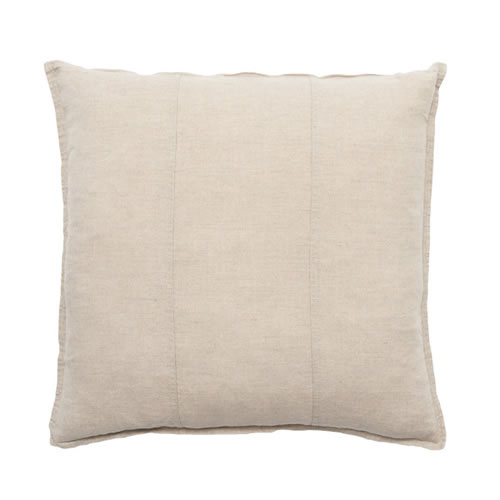 Natural Luca Cushion Linen 60x60cm