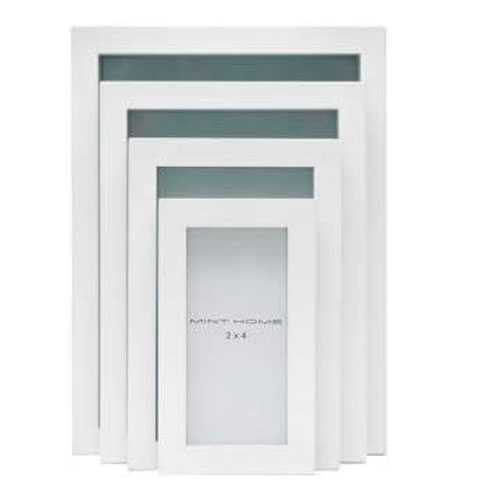 Carre Frames Set White