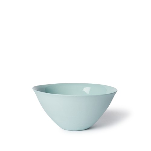 Medium Flared Bowl in Blue