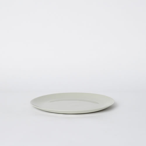 Flared Small Plate in Dust