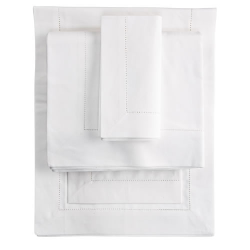 Felice Placemat 50x35 in White