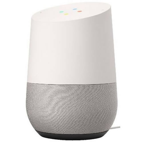 Google Home Hands Free Assistant White