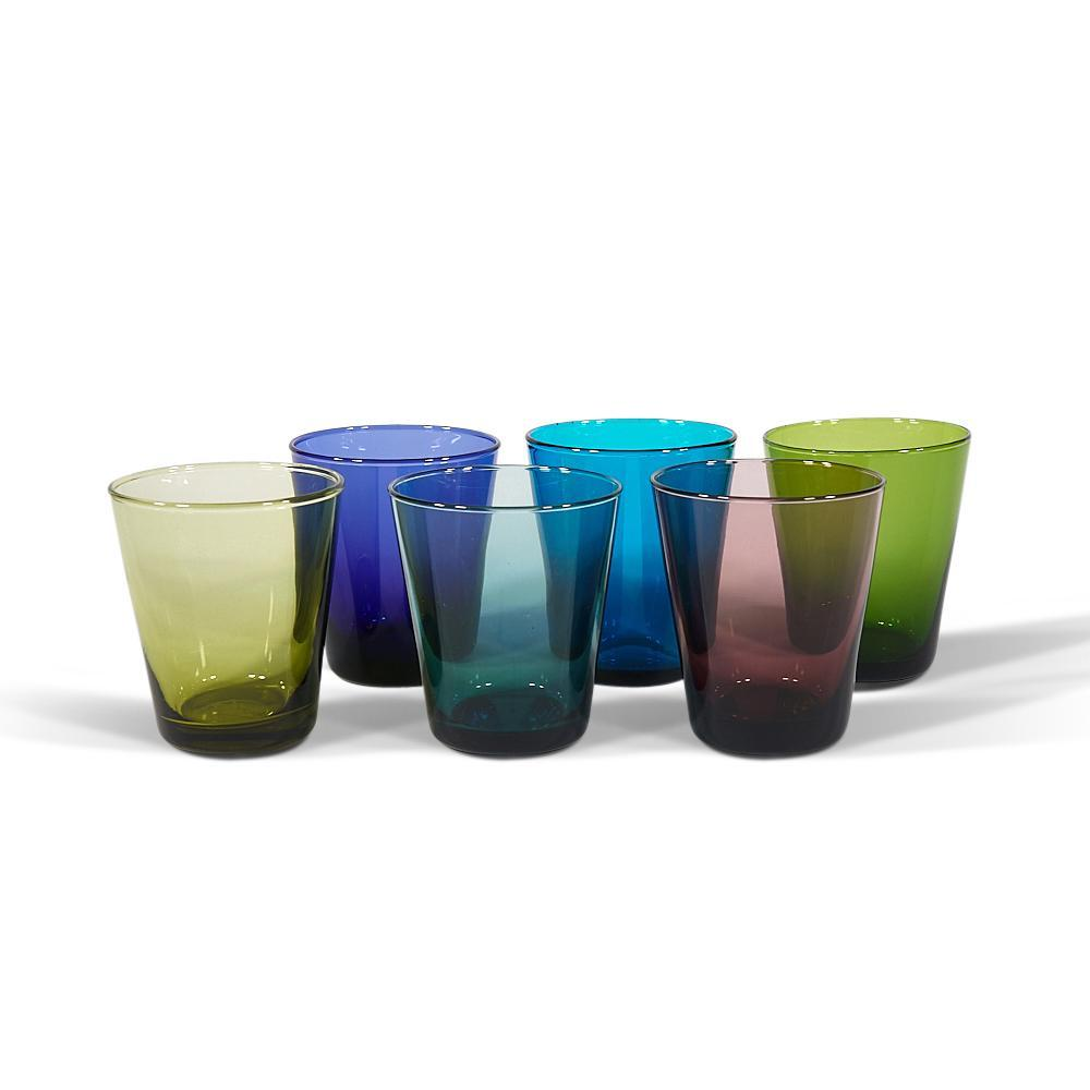 Bora Bora Tumbler Set of Six